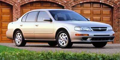 1997 Nissan Maxima Vehicle Photo in Spokane, WA 99207