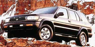 1997 Nissan Pathfinder Vehicle Photo in Helena, MT 59601