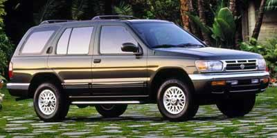 1997 Nissan Pathfinder Vehicle Photo in Portland, OR 97225