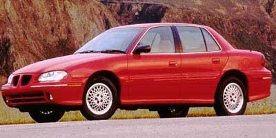 1997 Pontiac Grand Am Vehicle Photo in Casper, WY 82609