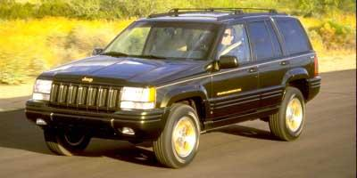 1997 Jeep Grand Cherokee Vehicle Photo in Columbia, TN 38401
