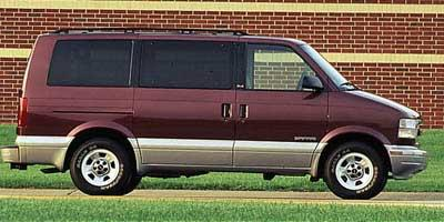 1997 GMC Safari Passenger Vehicle Photo in Midlothian, VA 23112