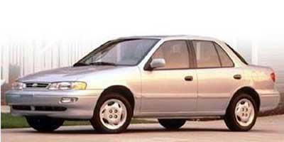 1997 Kia Sephia Vehicle Photo in American Fork, UT 84003