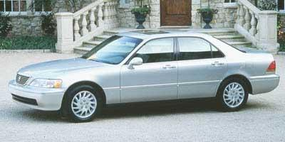 1998 Acura RL Vehicle Photo in Tulsa, OK 74133