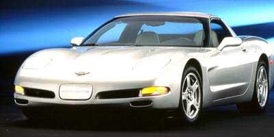 1998 Chevrolet Corvette Vehicle Photo in Macedon, NY 14502
