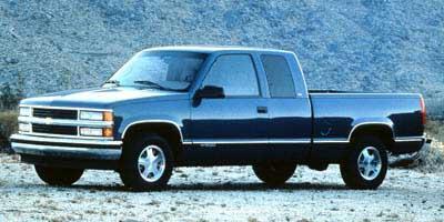 1998 Chevrolet C/K 1500 Vehicle Photo in San Angelo, TX 76901