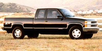 1998 Chevrolet C/K 1500 Vehicle Photo in San Angelo, TX 76903