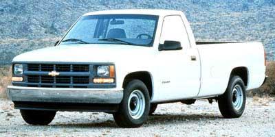 1998 Chevrolet C/K 1500 Work Vehicle Photo in Oklahoma City, OK 73114
