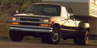 1998 Chevrolet C/K 3500 Crew Cab Vehicle Photo in American Fork, UT 84003