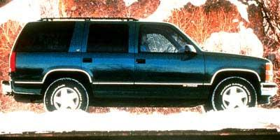 1998 Chevrolet Tahoe Vehicle Photo in Boonville, IN 47601
