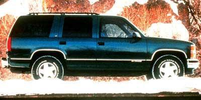 1998 Chevrolet Tahoe Vehicle Photo in Gaffney, SC 29341