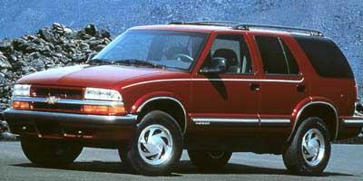 1998 Chevrolet Blazer Vehicle Photo in Colorado Springs, CO 80905