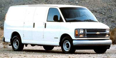 1998 Chevrolet Chevy Cargo Van Vehicle Photo in Oklahoma City, OK 73114