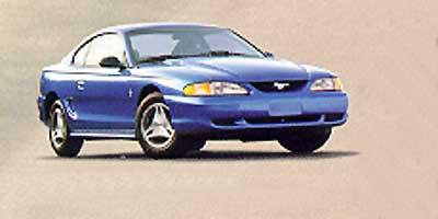 1998 Ford Mustang Vehicle Photo in Anchorage, AK 99515