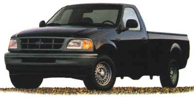1998 Ford F-150 Standard Vehicle Photo in Oak Lawn, IL 60453-2517