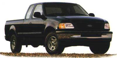 1998 Ford F-150 Vehicle Photo in Denver, CO 80123