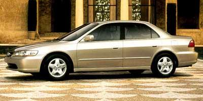 1998 Honda Accord Sedan Vehicle Photo in Richmond, TX 77469