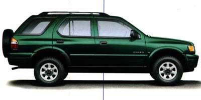 1998 Isuzu Rodeo Vehicle Photo in Houston, TX 77090
