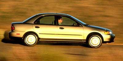 1998 Mazda Protege Vehicle Photo in Spokane, WA 99207