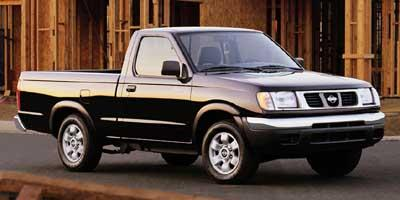 1998 Nissan Frontier 2WD Vehicle Photo in San Angelo, TX 76903
