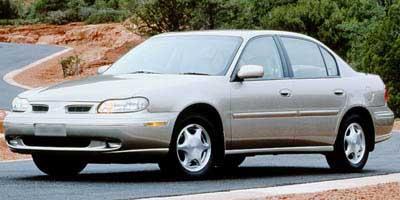 1998 Oldsmobile Cutlass Vehicle Photo in Helena, MT 59601