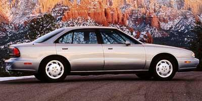 1998 Oldsmobile 88 Vehicle Photo in San Angelo, TX 76903