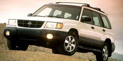 1998 Subaru Forester Vehicle Photo in Akron, OH 44312