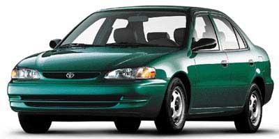 1998 Toyota Corolla Vehicle Photo in Midland, TX 79703