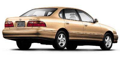 1998 Toyota Avalon Vehicle Photo in Tulsa, OK 74133
