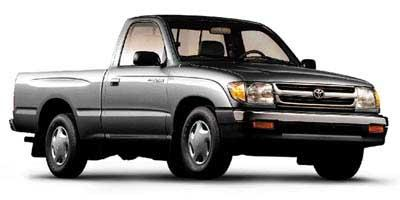 1998 Toyota Tacoma Vehicle Photo in Joliet, IL 60435