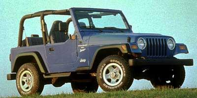 1998 Jeep Wrangler Vehicle Photo in Bend, OR 97701