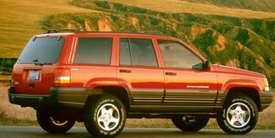 1998 Jeep Grand Cherokee Vehicle Photo in Casper, WY 82609