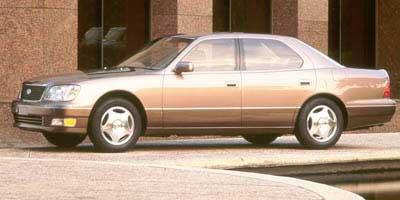 1998 Lexus LS 400 Luxury Sdn Vehicle Photo in American Fork, UT 84003