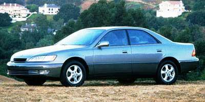 1998 Lexus ES 300 Luxury Sport Sdn Vehicle Photo in Owensboro, KY 42303