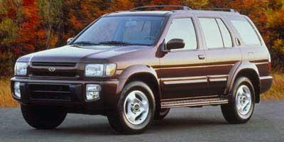 1998 INFINITI QX4 Vehicle Photo in Fishers, IN 46038