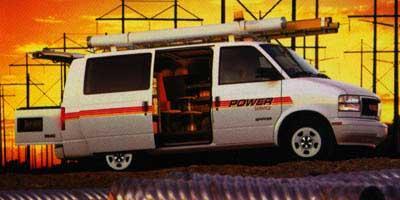 1998 GMC Safari Cargo Van Vehicle Photo in Manhattan, KS 66502