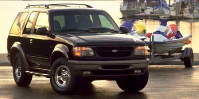 1998 Ford Explorer Vehicle Photo in San Angelo, TX 76903