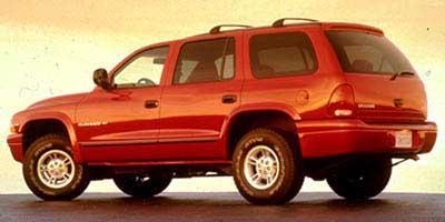 1998 Dodge Durango Vehicle Photo in Oklahoma City, OK 73114
