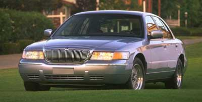 1999 Mercury Grand Marquis Vehicle Photo in Bend, OR 97701