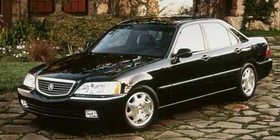 1999 Acura RL Vehicle Photo in Melbourne, FL 32901