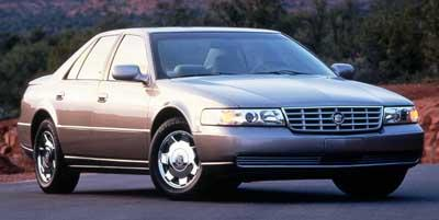 1999 Cadillac Seville Vehicle Photo in Austin, TX 78759
