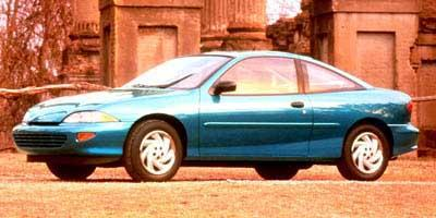 Pre-Owned 1999 Chevrolet Cavalier 2dr Cpe
