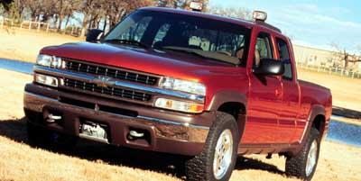 1999 Chevrolet Silverado 2500 Vehicle Photo in Harvey, LA 70058
