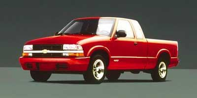 1999 Chevrolet S-10 Vehicle Photo in Darlington, SC 29532
