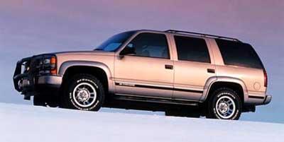 1999 Chevrolet Tahoe Vehicle Photo in Boyertown, PA 19512