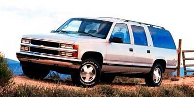 1999 Chevrolet Suburban Vehicle Photo in Emporia, VA 23847
