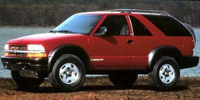 1999 Chevrolet Blazer Vehicle Photo in Casper, WY 82609
