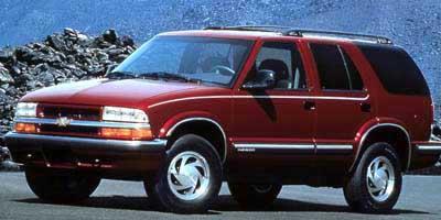 1999 Chevrolet Blazer Vehicle Photo in Redwood Falls, MN 56283
