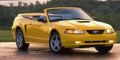 1999 Ford Mustang Vehicle Photo in Austin, TX 78759