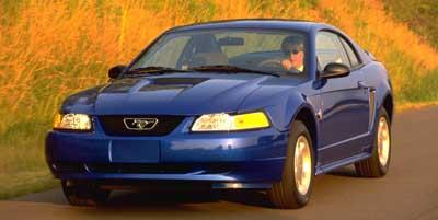 1999 Ford Mustang Vehicle Photo in Columbia, TN 38401